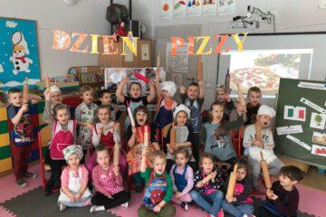 Dzień pizzy w Motylkach
